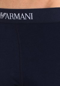 Emporio Armani - TRUNK 2 PACK - Shorty - navy blue - 3