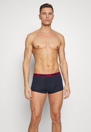 TRUNK 3 PACK  - Shorty - marine/rosso/bianco