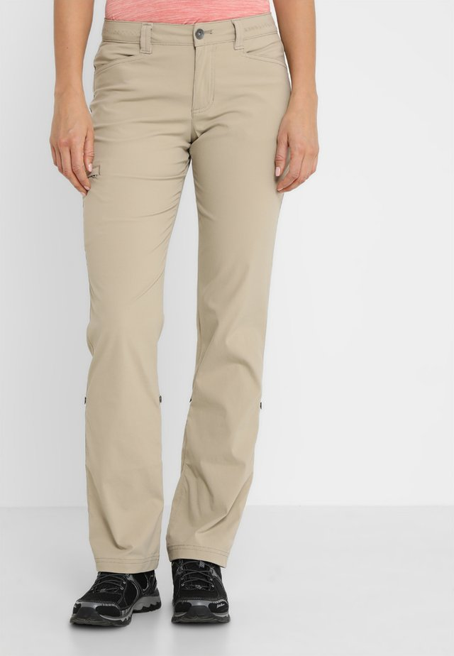 HORIZON  - Trousers - bright khaki