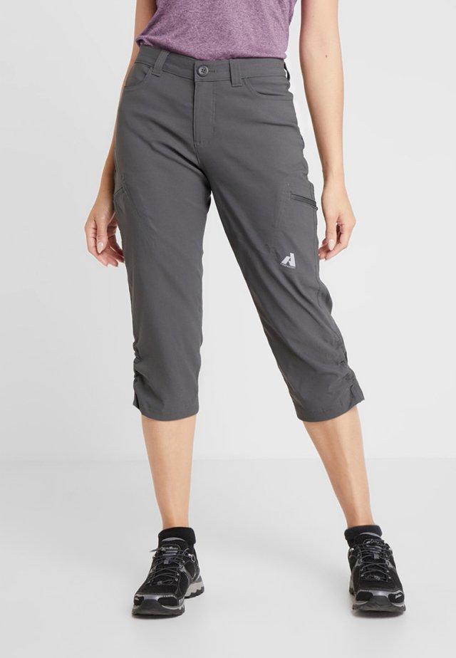 GUIDE PRO CAPRI - Outdoor shorts - grey