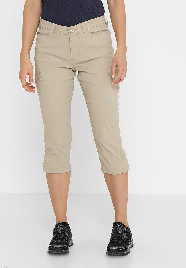GUIDE PRO CAPRI - Outdoor shorts - bright khaki