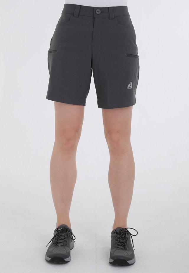Sports shorts - dark smoke