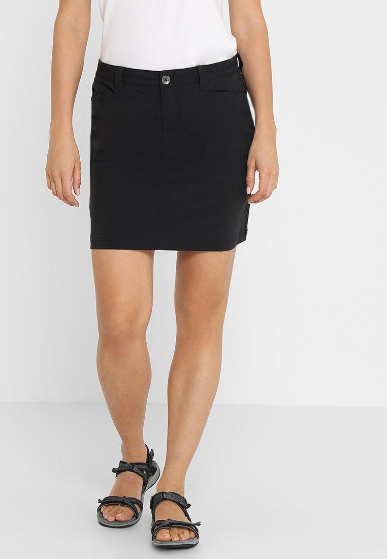 Eddie Bauer - HORIZON SKORT - Sports skirt - black
