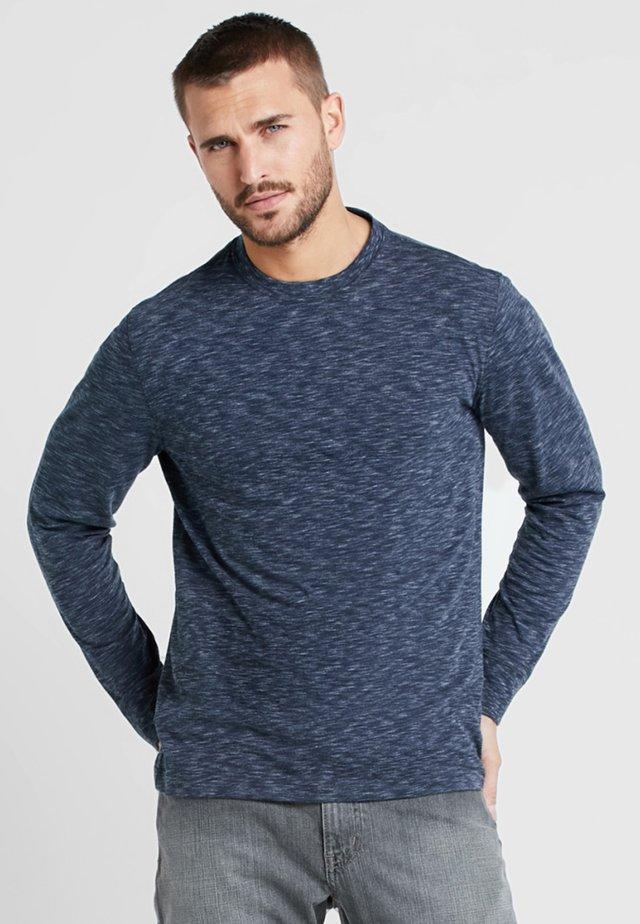 LW PRO SPACEDYE - Long sleeved top - blue