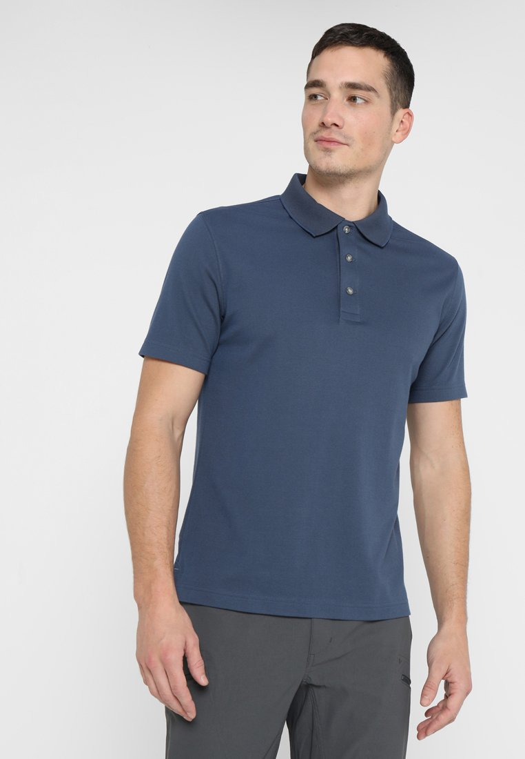 Eddie Bauer - VOYAGER  - Polo shirt - blue