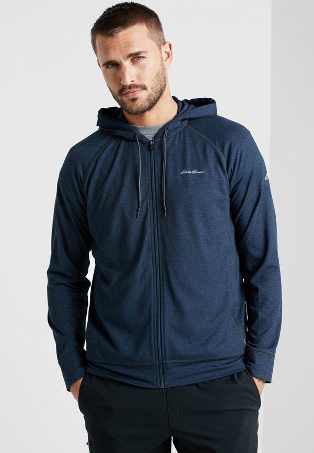 RESOLUTION  - Zip-up hoodie - navy
