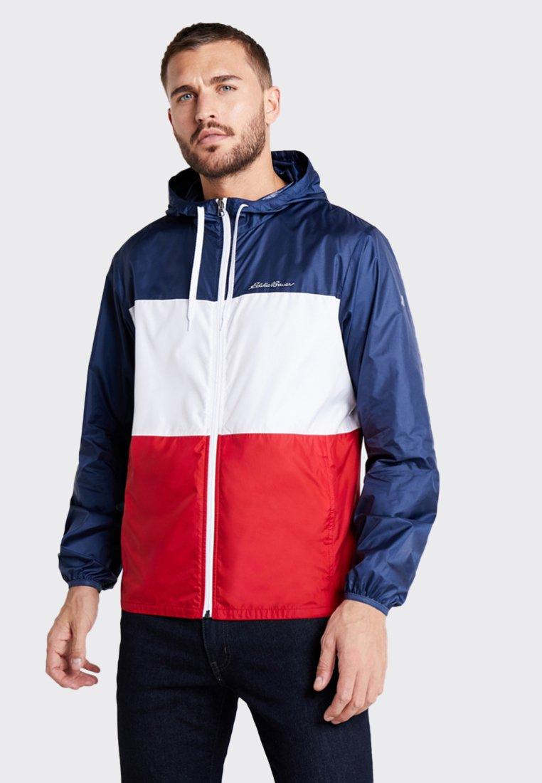 Eddie Bauer - Waterproof jacket - royal blue