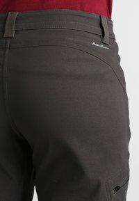 Eddie Bauer - GUIDE  - Outdoor trousers - dark grey - 3