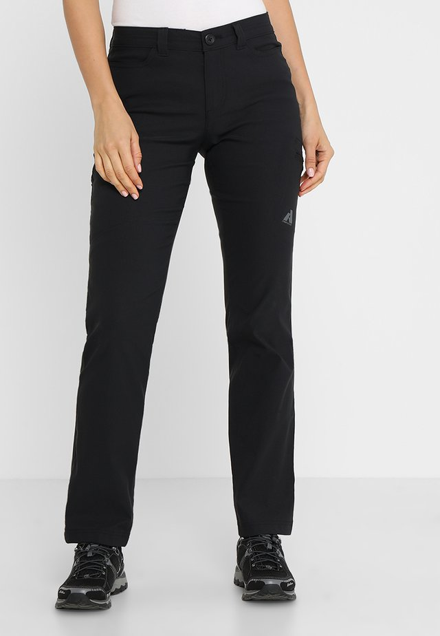 GUIDE  - Outdoor trousers - black