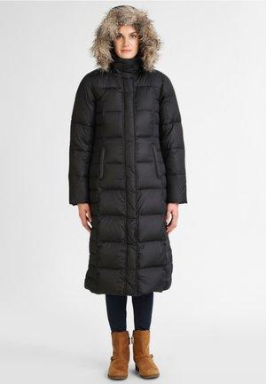 LODGE - Down coat - black