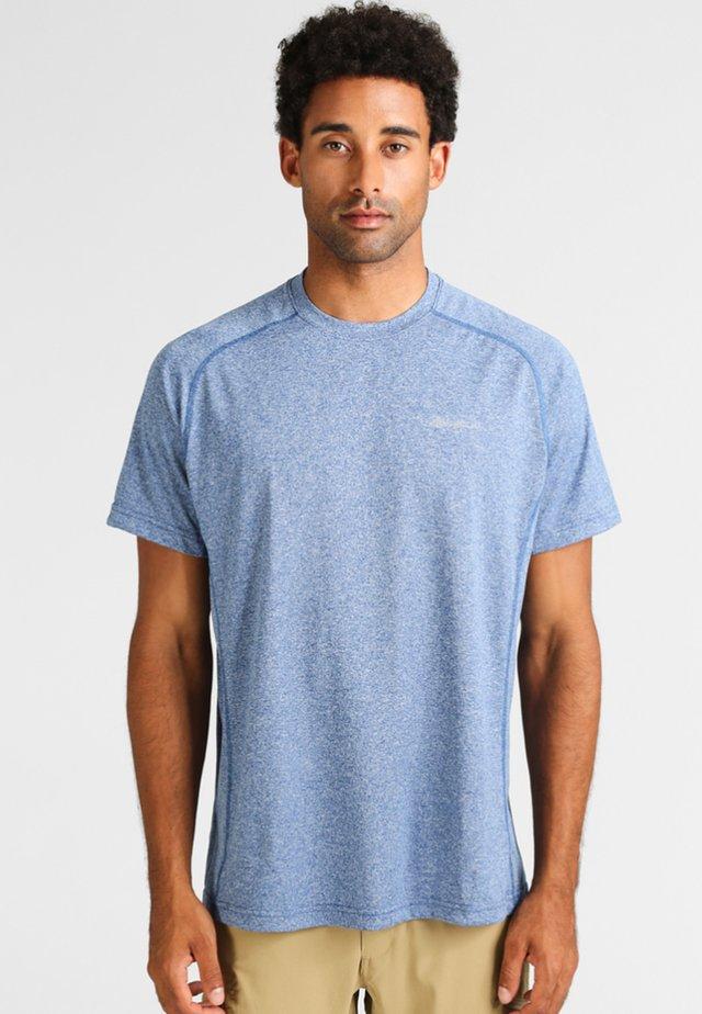 RESOLUTION - Print T-shirt - blue