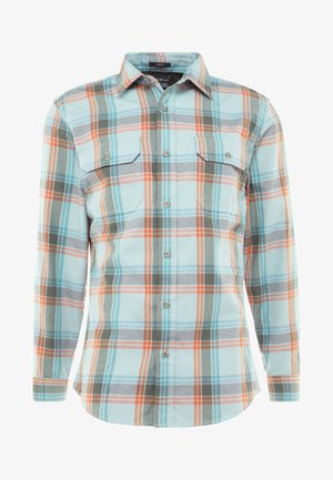 EXPEDITION FLANELLHEMD - Shirt - green
