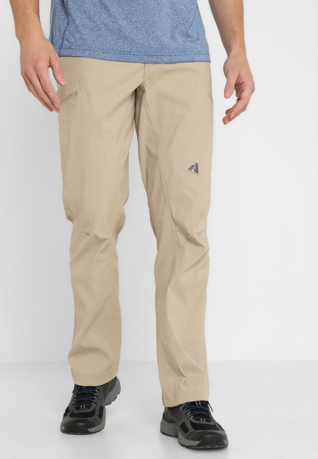 GUIDE PRO  - Outdoor trousers - bright khaki