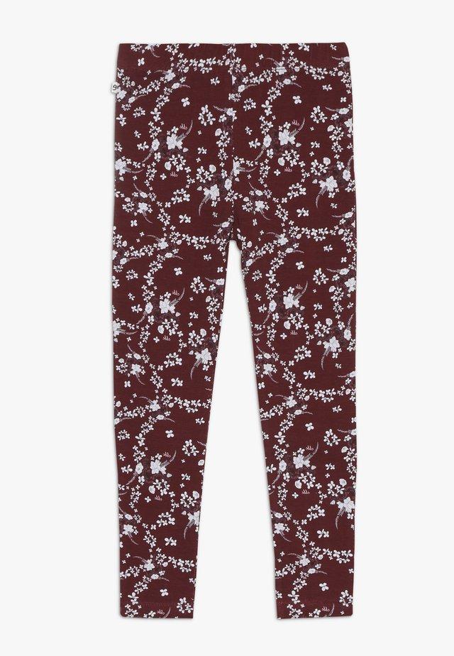 SANDOR - Leggings - Trousers - white