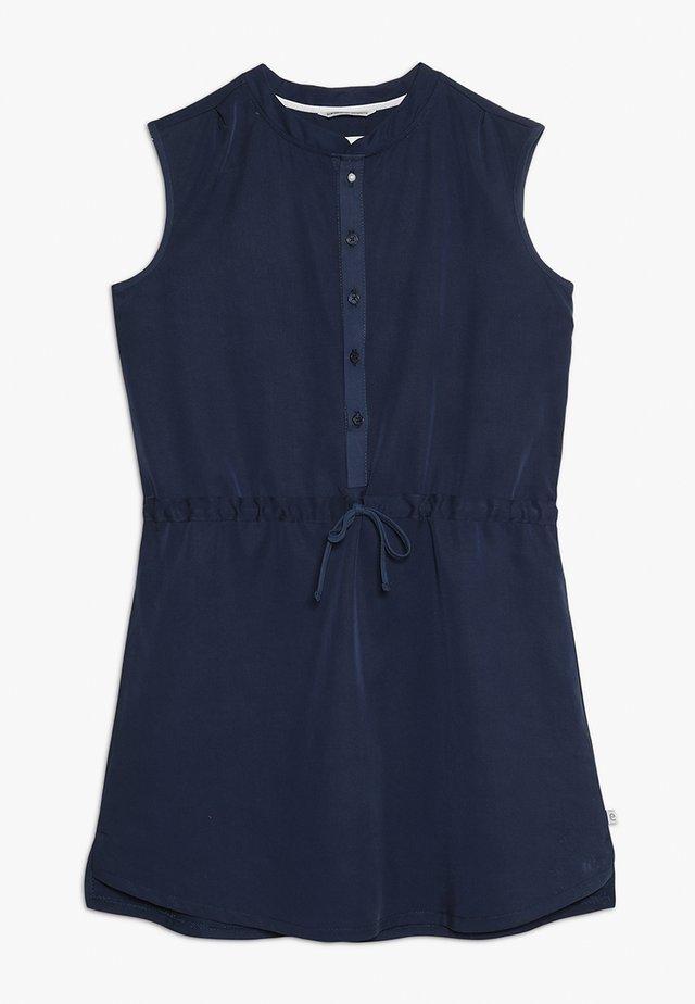 MARTINA DRESS - Denní šaty - mystic blue
