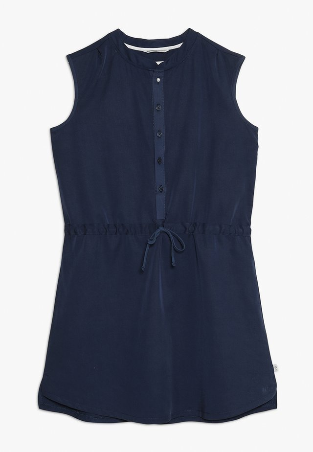 MARTINA DRESS - Hverdagskjoler - mystic blue