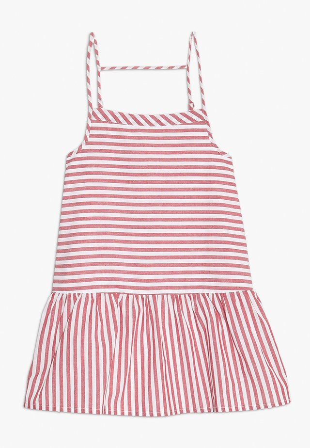 RICKY DRESS - Day dress - red
