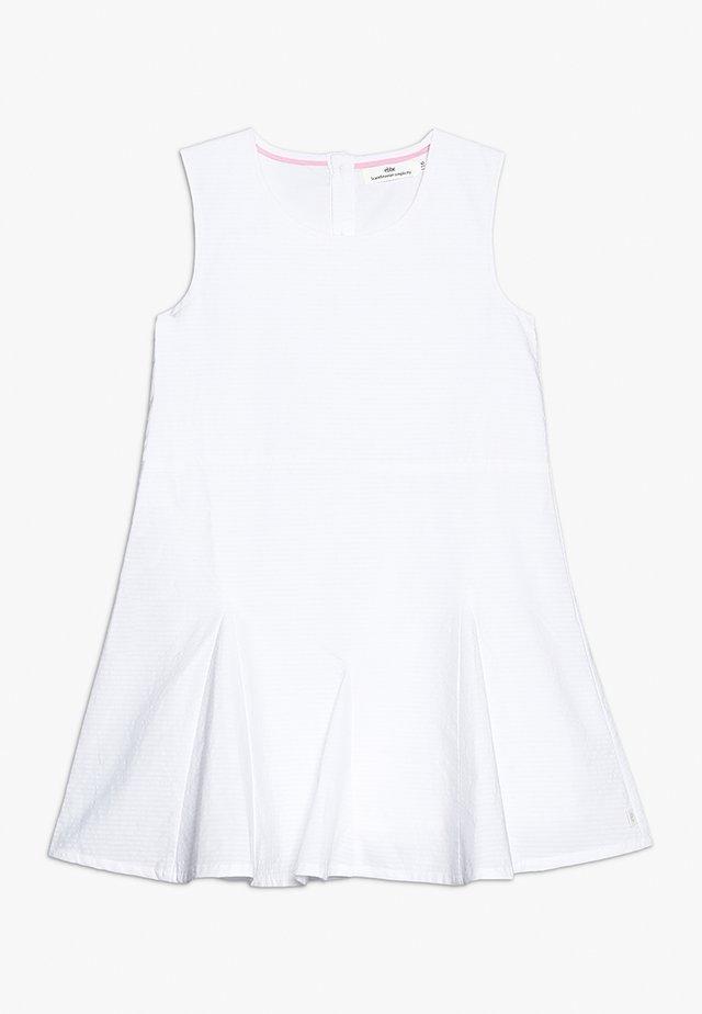 POLIN DRESS - Cocktailkjoler / festkjoler - white