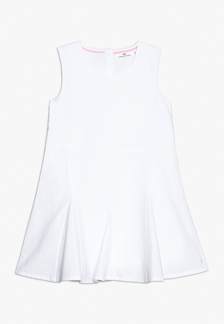 Ebbe - POLIN DRESS - Cocktailjurk - white
