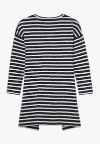 Ebbe - MELISSA DRESS - Jerseykjoler - navy/sand - 1