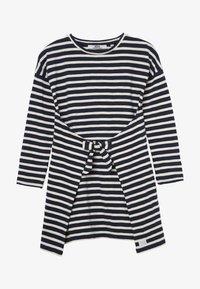 Ebbe - MELISSA DRESS - Jerseykjoler - navy/sand - 2
