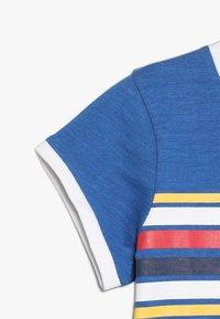 Ebbe - GIZELE TEE - T-shirt con stampa - royal blue melange - 3