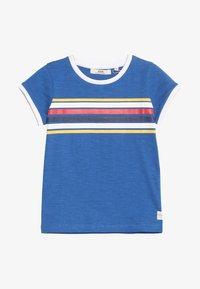 Ebbe - GIZELE TEE - T-shirt con stampa - royal blue melange - 2