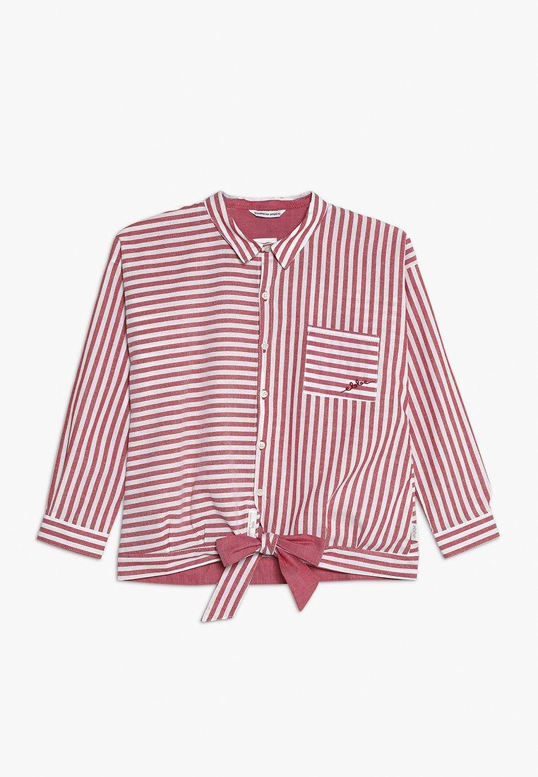 Ebbe - ROYA BLOUSE - Skjorta - red