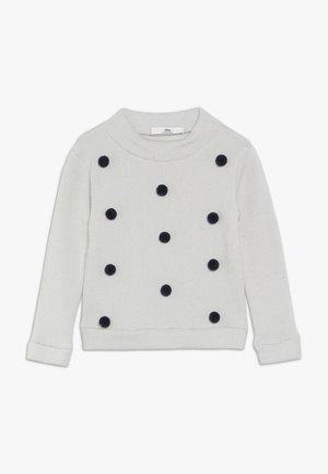 VALERIE DOT  - Jersey de punto - white/navy
