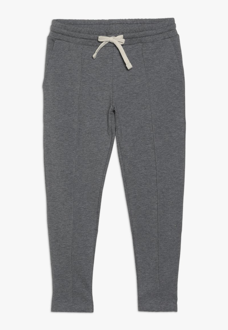 Ebbe - KALEB TROUSERS - Trainingsbroek - grey melange