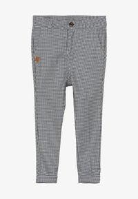 Ebbe - VARTUS TROUSERS - Trousers - black/white - 2