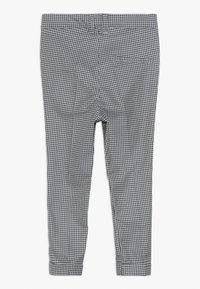 Ebbe - VARTUS TROUSERS - Trousers - black/white - 1