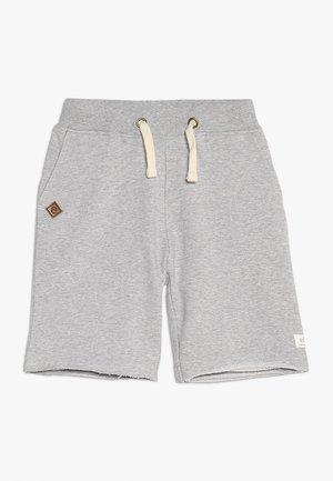 DANDY - Spodnie treningowe - light grey melange