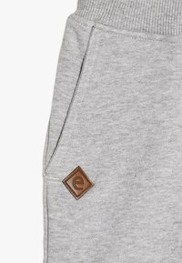 Ebbe - DANDY - Tracksuit bottoms - light grey melange - 3