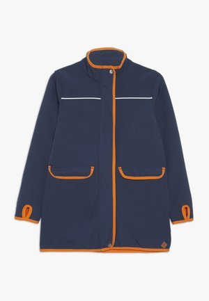 DACIAN JACKET - Light jacket - ebbe/navy
