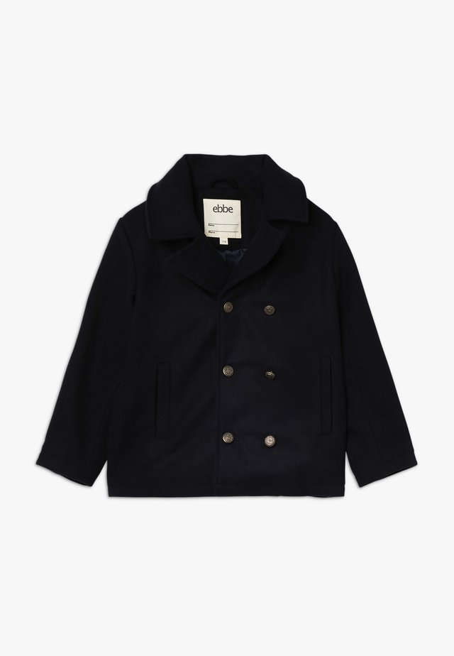 DANTE COAT - Winter jacket - ebbe navy