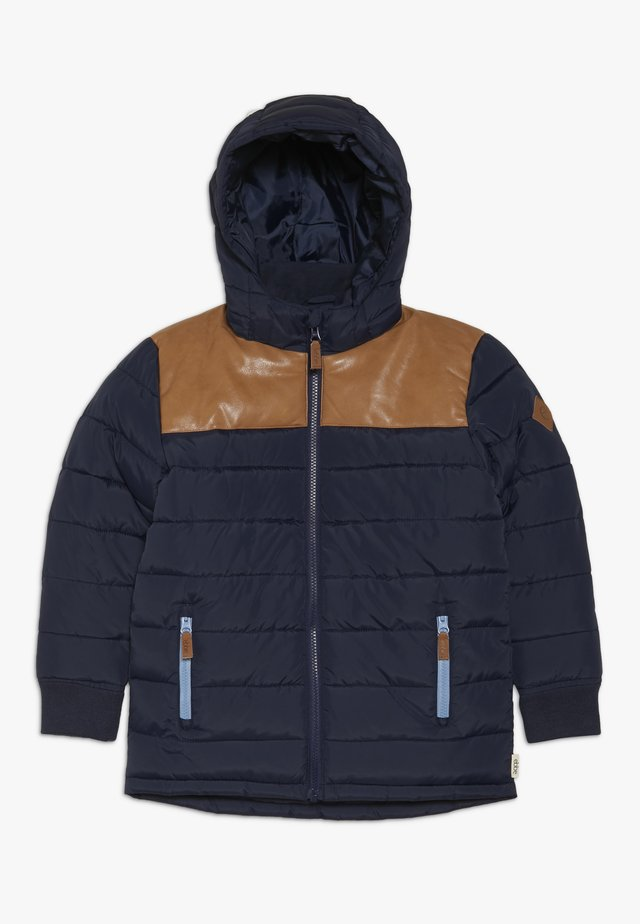 DALTON QUILTED  - Winter jacket - deep lake blue