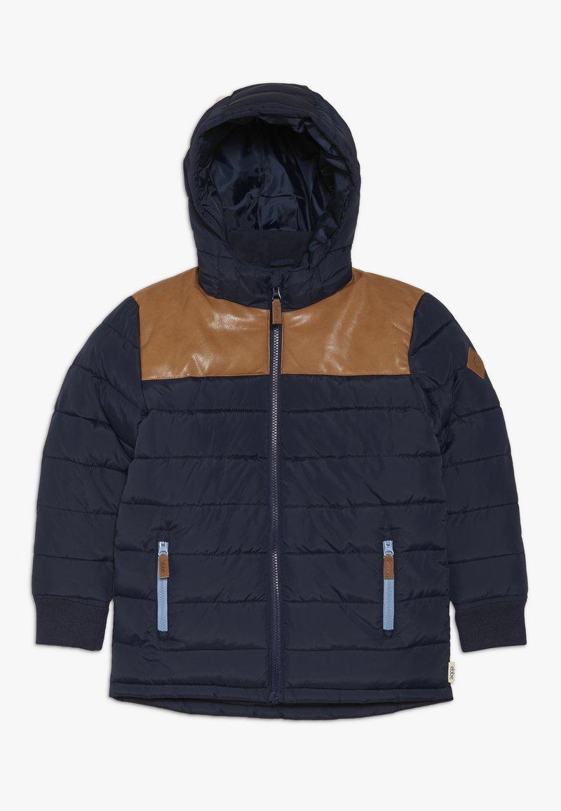 Ebbe - DALTON QUILTED  - Winter jacket - deep lake blue
