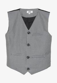 Ebbe - VARYS VEST - Suit waistcoat - dogtooth - 2