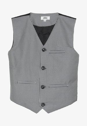 VARYS VEST - Suit waistcoat - dogtooth