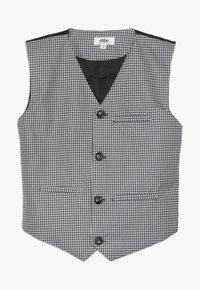 Ebbe - VARYS VEST - Suit waistcoat - dogtooth - 0