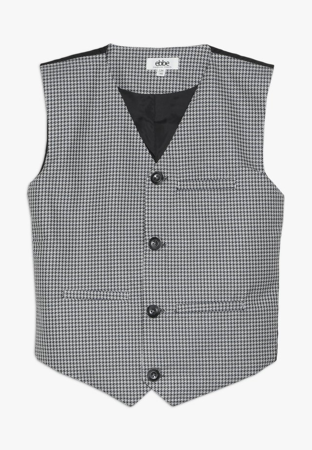 VARYS VEST - Vesta do obleku - dogtooth