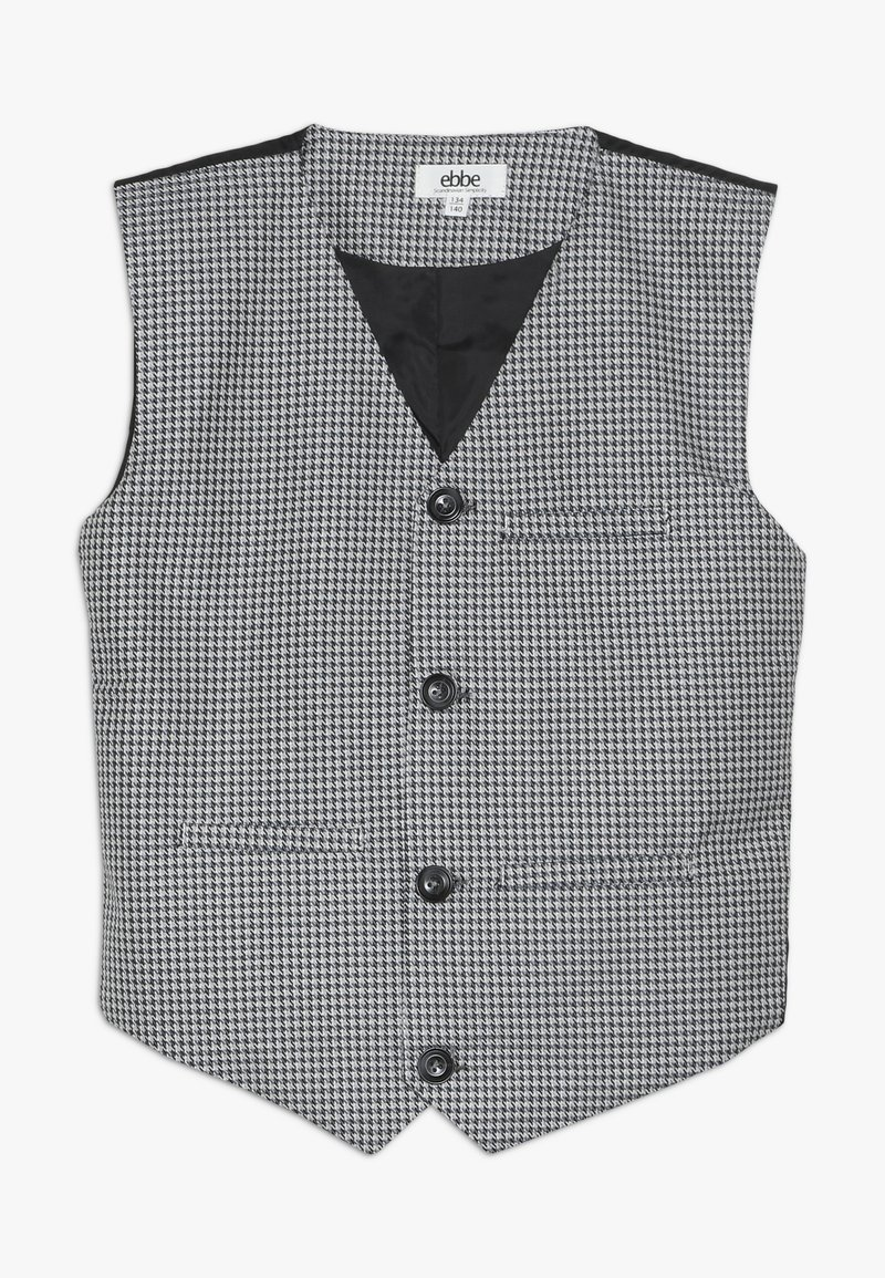 Ebbe - VARYS VEST - Suit waistcoat - dogtooth