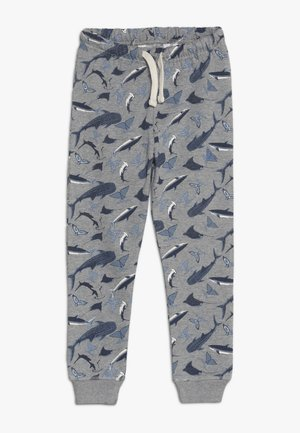 BELKA PANTS - Trainingsbroek - blue