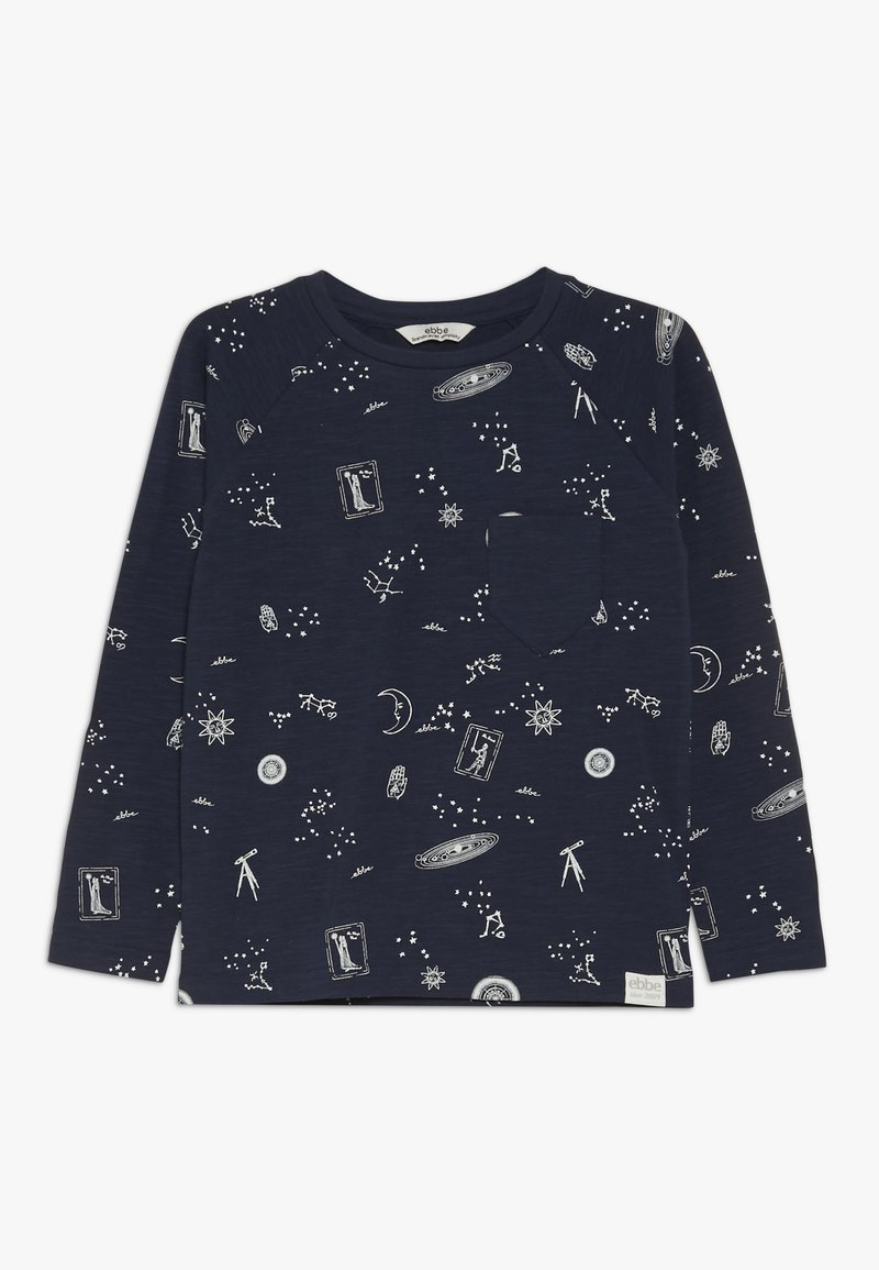 Ebbe - PASCAL RAGLAN - Long sleeved top - mystic sky