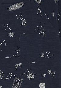 Ebbe - PASCAL RAGLAN - Top sdlouhým rukávem - mystic sky - 3