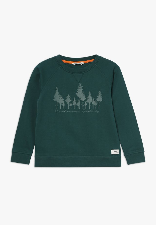 GARLAND SWEATER - Huppari - wood green