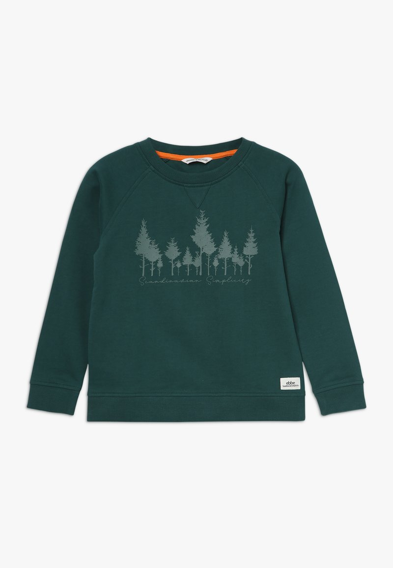 Ebbe - GARLAND SWEATER - Hættetrøjer - wood green