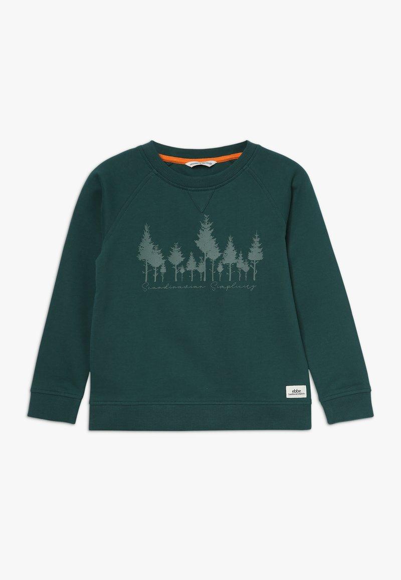 Ebbe - GARLAND SWEATER - Hoodie - wood green