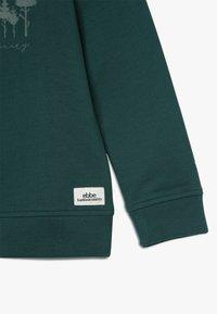 Ebbe - GARLAND SWEATER - Jersey con capucha - wood green - 3